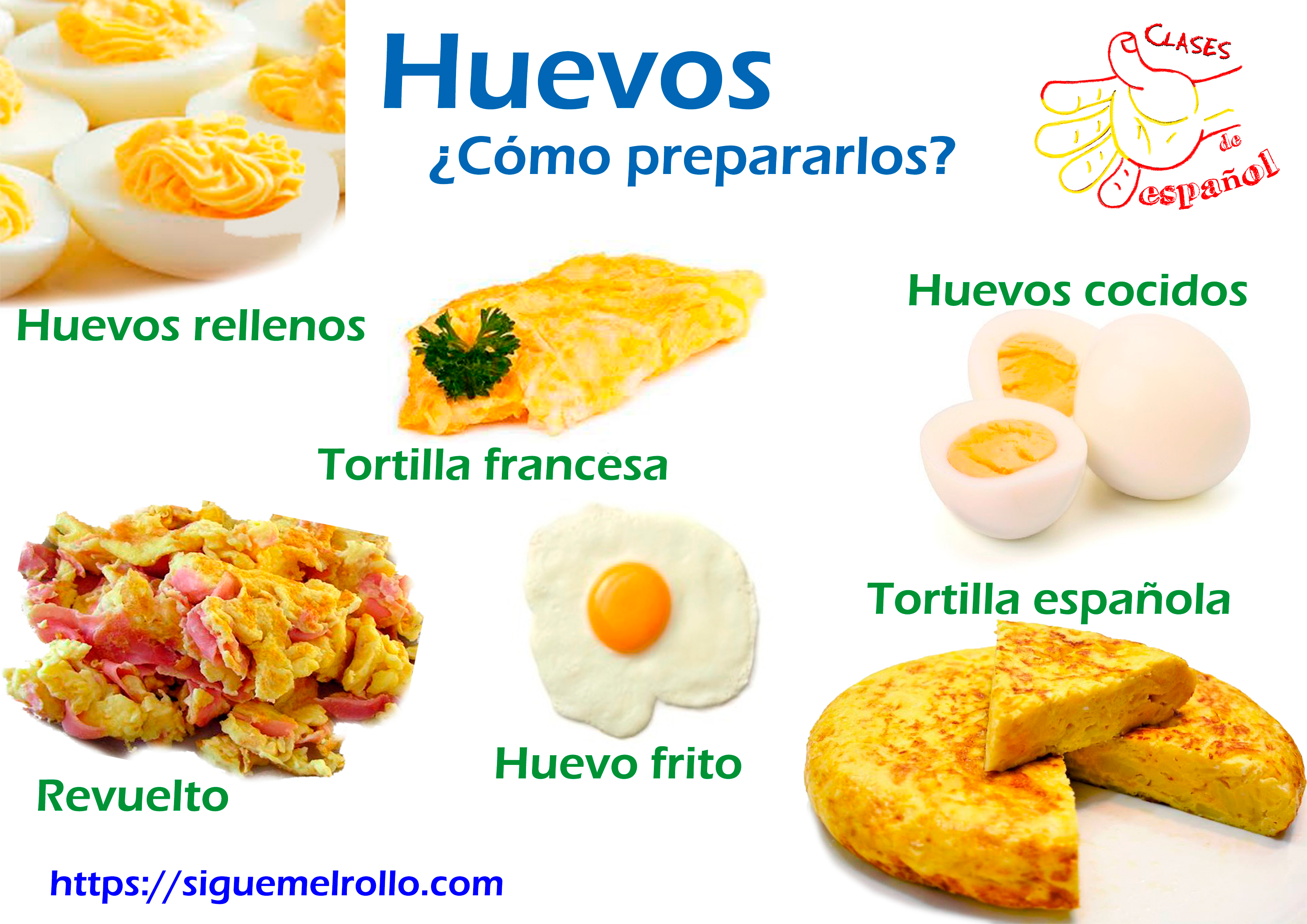 Como preparar un huevo